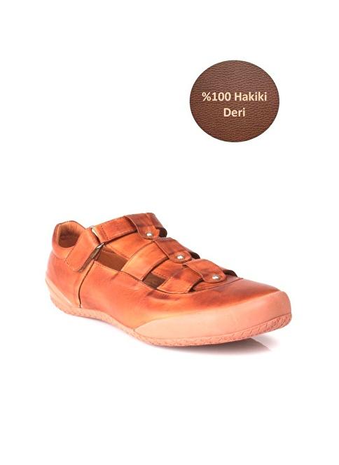 Loggalin Ayakkabı Taba